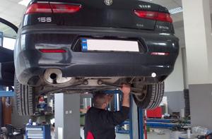Лицензиран сервиз за италиански автомобили